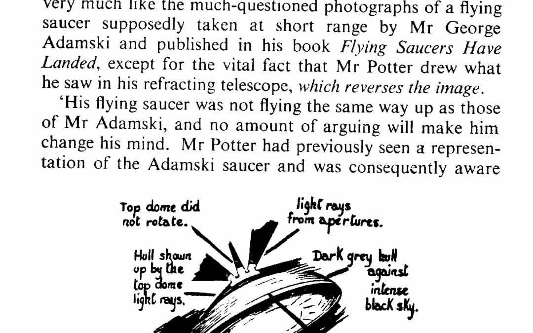 This is also from the CIA archives. Ask yourself…. if UFO sightings are not real, then why would things like this be found in CIA archives? Why document it and keep it classified for decades if it's bunk? 🧐 The only reason to secretly document it is to record something of interest that is real and too sensitive to be