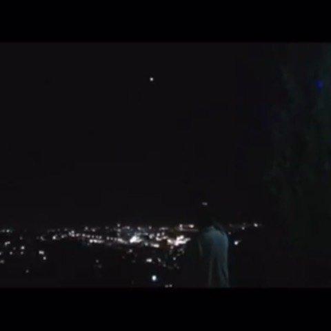 UFO in Jerusalem 2011