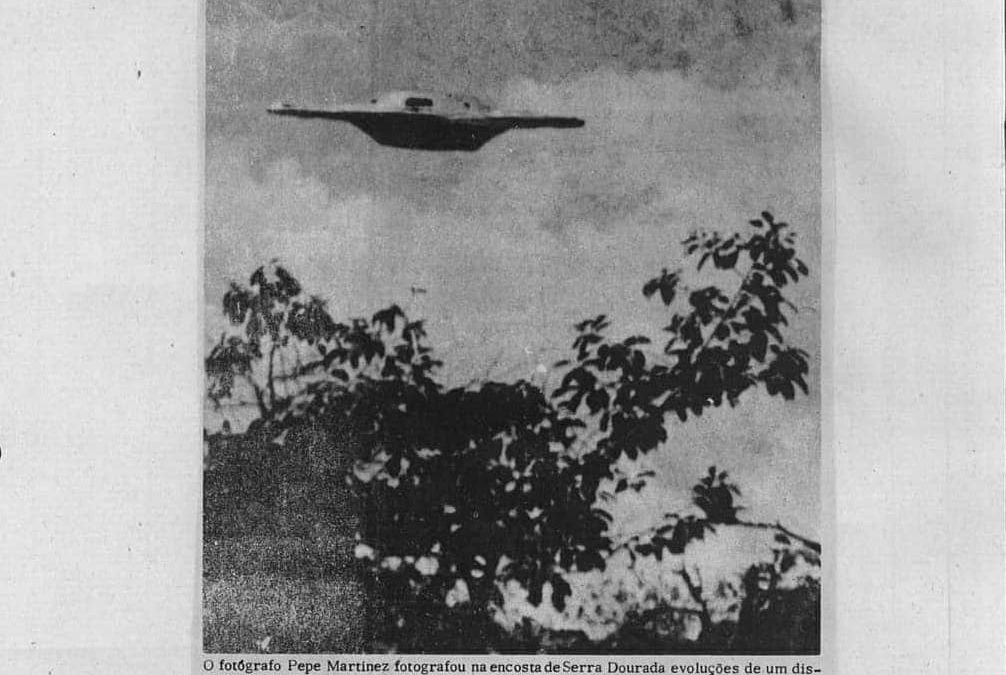 Brazil 1969 ufo sighting – real or fake? @uap_photographic_evidence