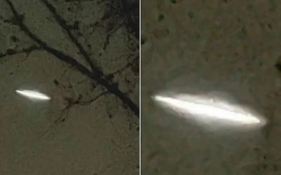 May 15, 2021 – Fairfax, Minnesota [Joe Morris/MUFON] On the night of 15 May 2021 Joe Morris and a friend were camping at a state park in Fairfax, Minnesota, when a large, silent, glowing disc-shaped aerial object flew across the sky at low altitude. Uploaded to Facebook by Brent Swancer [MUFON Global] Via: @contacttour